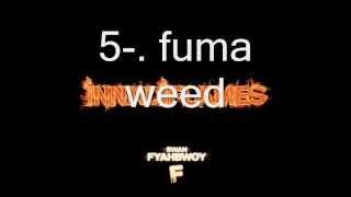 innadiflames swan fyahbwoy (disco completo)