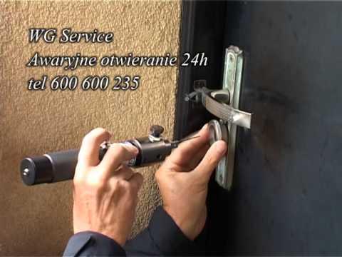 Jak otworzyć drzwi bez klucza