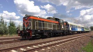 SM42-523 Wieleń Północny & SA108-004 Trzcianka