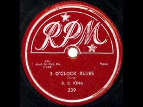 B.b. King - Three O Clock Blues (Tab) - Ultimate-Guitar.Com