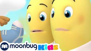 Smelly Feet! Bananas In Pajamas - Cartoons For Kids | Bananas In Pyjamas Full Episode