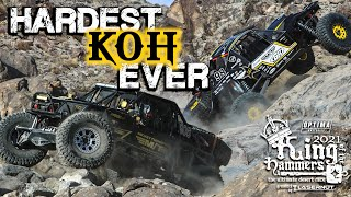 King of the Hammers 2021: Finishing the Toughest Race in the World