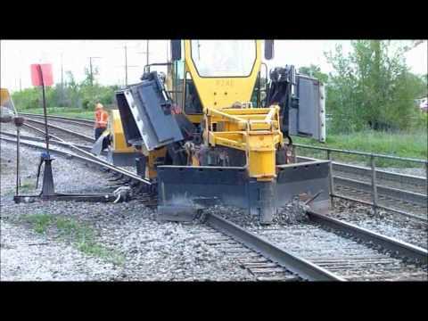 CP Rail Track Maintenance