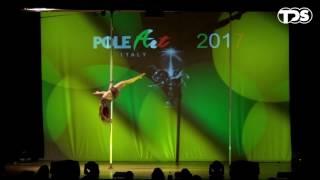 Pole Art Italy 2017   Aisha Britto