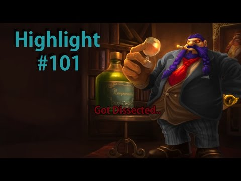 Stream Highlight #101 - Dissected like a Frog