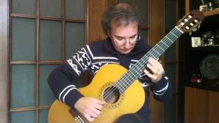 All by Myself (Classical Guitar Arrangement by Giuseppe Torrisi)
