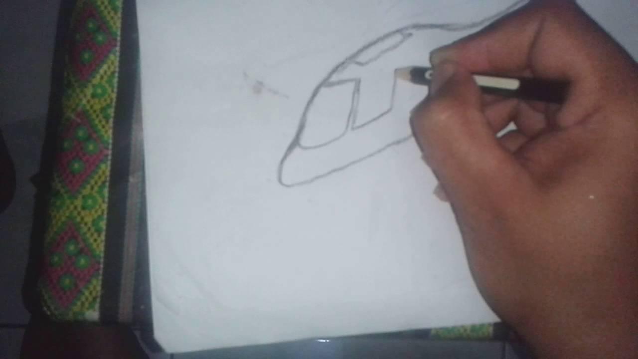 Cara Menggambar Pesawat Helikopter YouTube