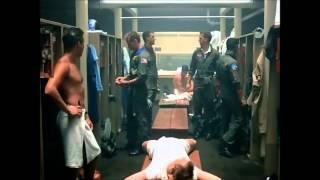 Top Gun Shower Scene