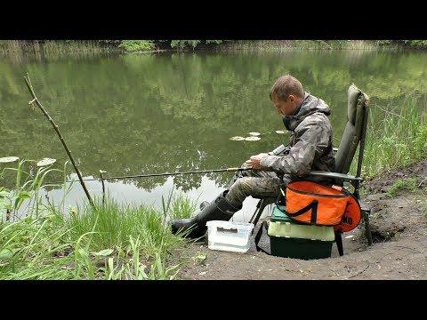 Рыбалка на реке на фидер 2020.