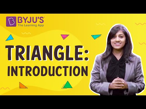 Triangle : Introduction