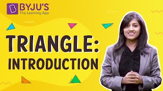 Triangle: Introduction | Learn with BYJU'S