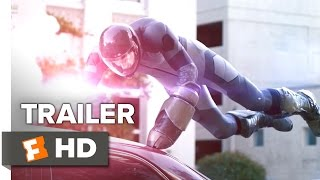 Lazer Team Official Trailer (2016) - Irina Voronina, Alan Ritchson Movie HD