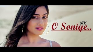 O Soniye: RC, Saarvi | Gourav Solanki | New Punjabi Song 2018 | Lyrics | Latest Punjabi Songs 2018