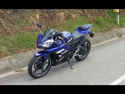 R15 Yamaha 2013 Yamaha R15 2013 Versio...