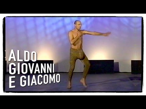 Il ballo di Aldo - Potevo rimanere offeso di Aldo Giovanni e Giacomo