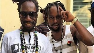 Sizzla Ft Popcaan - Wish Bad | Explicit | Official Audio | May 2016