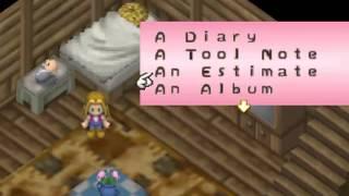 Harvest Moon 64 Married Life - Karen