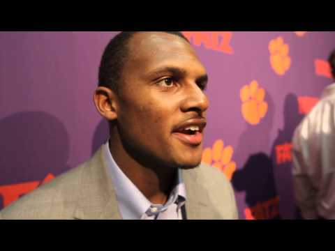 Aug 30: DeShaun Watson Post Game