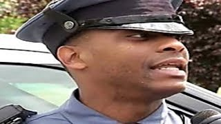 Cop Pulls over a Car but When the Driver Rolls down His Window His Life Changes Forever