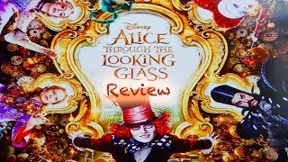 Alice Through the Looking Glass Review (No Spoilers)!