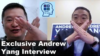Andrew Yang explains his take on Medicare for All, Evelyn's role, & TV ads. [#YangGang exclusive]