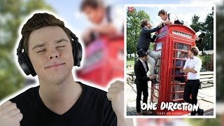 NEVER Listened to 'Take Me Home' by ONE DIRECTION - Reaction