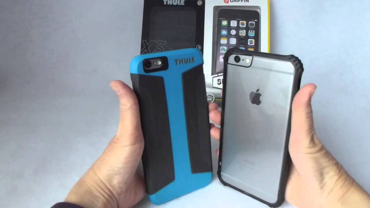 iphone 6 plus case thule