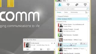 Microsoft Lync 2010 -  IM and presence