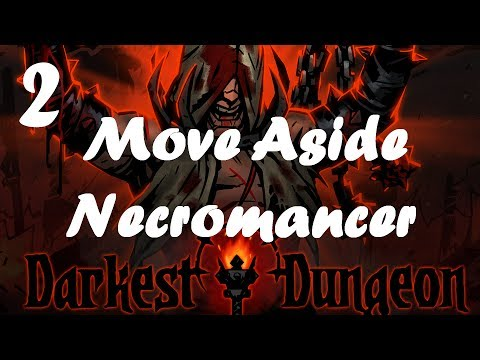 Move Aside Necromancer - Darkest Dungeon Crimson Court Bloodmoon Gameplay 2 (Week 4) |