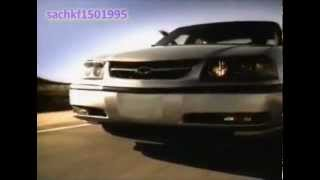 2000 Chevrolet Impala (Two ads in one!)