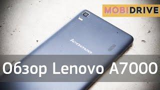обзор Lenovo A7000: звук как в кинотеатре