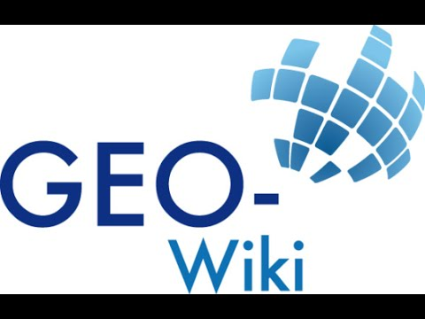 Geo-Wiki.org (part 1) - General overview