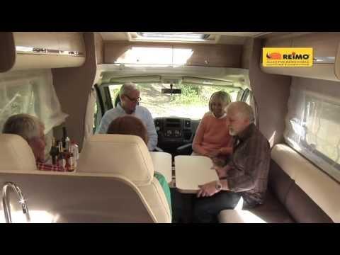 Wohnmobil Adria Matrix Axess M 680 SP - 5 Personen Fahrzeug