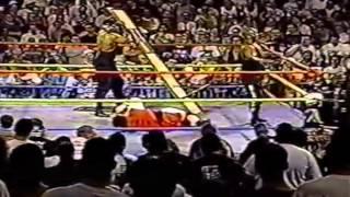 ECW New Jack Debut