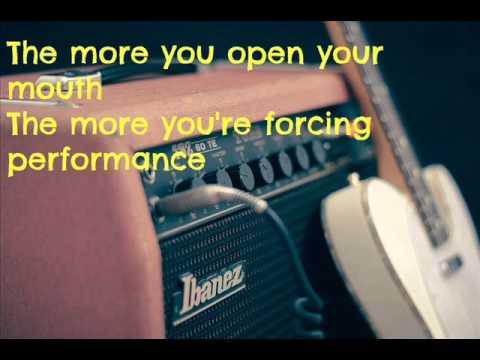 Arctic Monkeys   This House is A Circus Lyrics on Screen