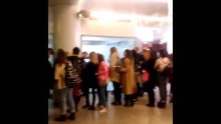 170324 Чанёль из EXO в Москве | EXO | 170324 Chanyeol in Moscow
