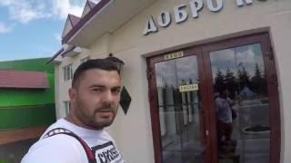 Берестов Дмитрий, тренировка в Чехове 04.07.2016 год