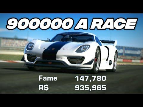 Real Racing 3 Farming 900K+ Per Race [ENDLESS ENDURANCE] 2020