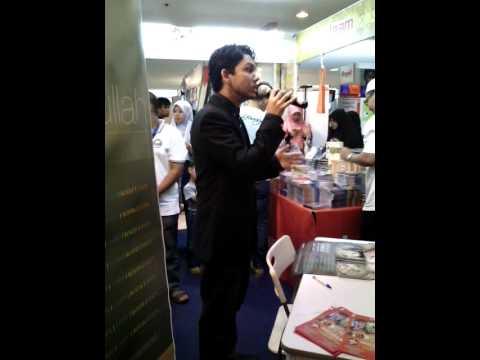 Don't Forget Allah - Farid Sanullah at PWTC