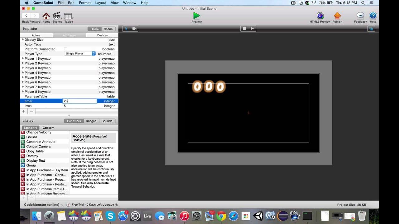 Gamesalad custom collider - How To Set Up Custom Fonts In Gamesalad