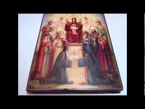 Иконописный подлинник онлайн. Жизнеописания святых и изображения их икон можно найти на этой странице.