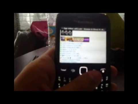 BlackBerry  Como descargar vídeos y música sin ningún programa