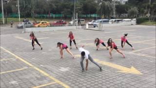 despacito coreografia por wilmer erira