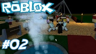 Roblox ▶ theme park Tycoon 2-#02 - the Spree Park grows - German German