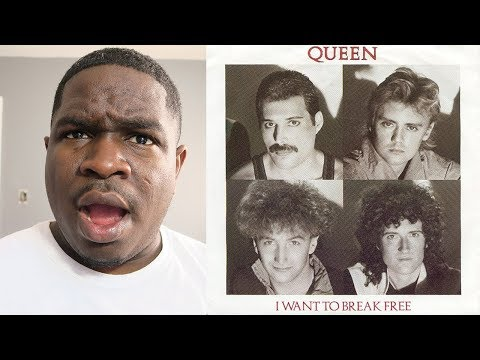 FIRST TIME HEARING - Queen - I Want To Break Free - REACTION
