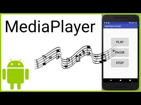 How to Play a Sound File Using the MediaPlayer Class - Android Studio Tutorial