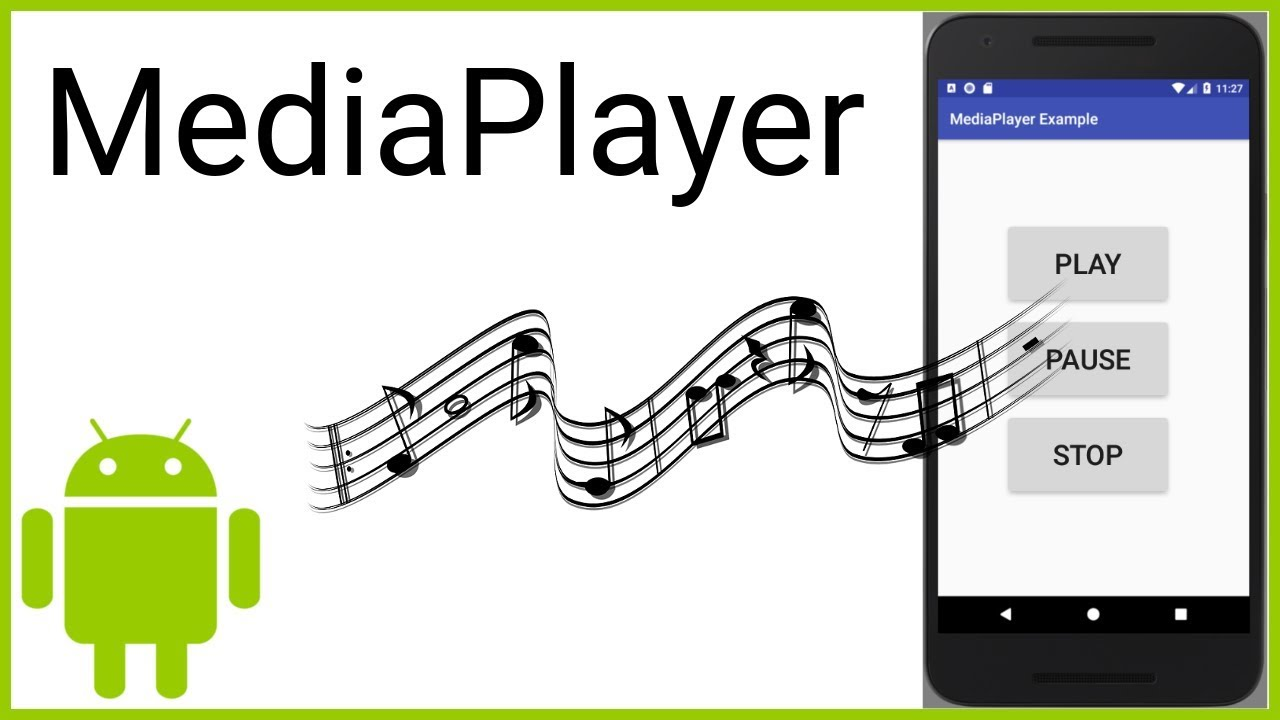 How to Play a Sound File Using the MediaPlayer Class – Android Studio Tutorial