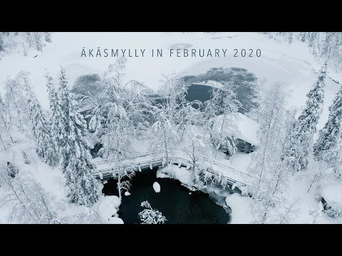 Äkäsmylly In February 2020