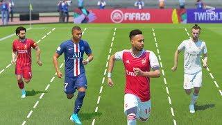 FIFA 20 Speed Test | 4K