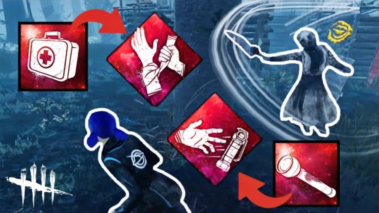 Replacing Items with Perks in Dead by Daylight